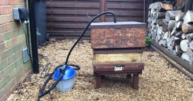 Steam Wax Extractor